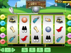 Golden Tour slotgames77.com Playtech 1/5