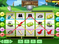 Golden Tour slotgames77.com Playtech 3/5