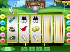 Golden Tour slotgames77.com Playtech 4/5