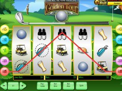 Golden Tour slotgames77.com Playtech 5/5