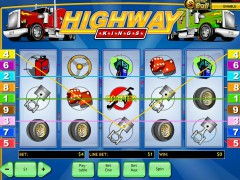 Highway Kings slotgames77.com Playtech 3/5