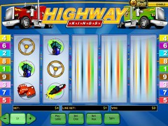 Highway Kings slotgames77.com Playtech 4/5