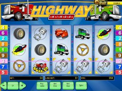 Highway Kings slotgames77.com Playtech 5/5