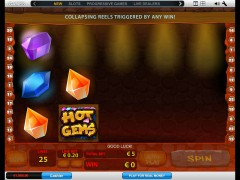 Hot Gems slotgames77.com Playtech 5/5