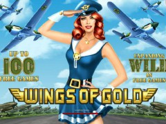 Wings of Gold - Playtech