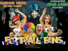 Football Fans slotgames77.com Playtech 1/5