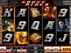 Ghost Rider slotgames77.com Playtech 4/5