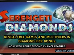 Serengeti Diamonds slotgames77.com Amaya 1/5