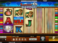 Serengeti Diamonds slotgames77.com Amaya 4/5