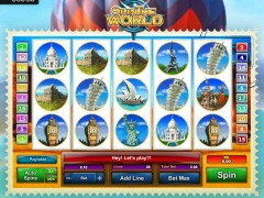 Spin the World slotgames77.com GamesOS 1/5