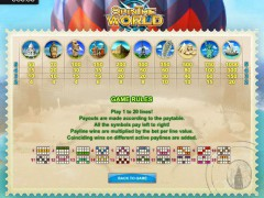 Spin the World slotgames77.com GamesOS 2/5