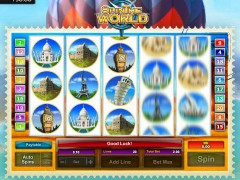 Spin the World slotgames77.com GamesOS 3/5