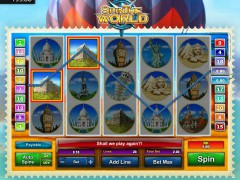 Spin the World slotgames77.com GamesOS 4/5