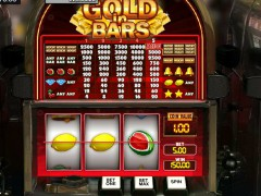 Gold in Bars slotgames77.com GamesOS 2/5