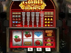 Gold in Bars slotgames77.com GamesOS 4/5