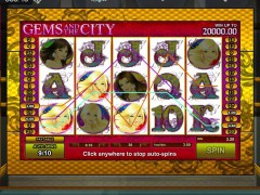 Gems and the City slotgames77.com GamesOS 4/5