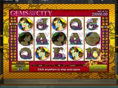 Gems and the City slotgames77.com GamesOS 5/5