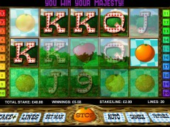 Fruit Smoothie slotgames77.com OpenBet 3/5