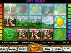 Fruit Smoothie slotgames77.com OpenBet 5/5