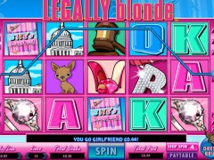 Legally Blond Slot slotgames77.com Fremantle Media 3/5