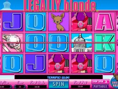Legally Blond Slot slotgames77.com Fremantle Media 5/5