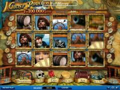 Ghost Pirates slotgames77.com SkillOnNet 4/5