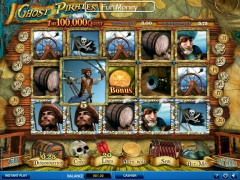 Ghost Pirates slotgames77.com SkillOnNet 5/5
