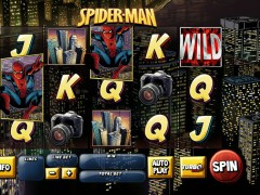 Spiderman slotgames77.com Playtech 3/5