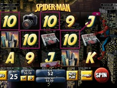 Spiderman slotgames77.com Playtech 4/5