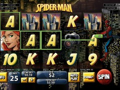 Spiderman slotgames77.com Playtech 5/5