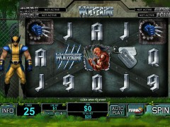 Wolverine slotgames77.com Playtech 1/5