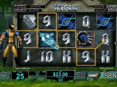 Wolverine slotgames77.com Playtech 4/5