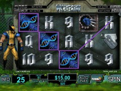 Wolverine slotgames77.com Playtech 5/5
