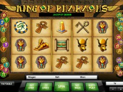 King of Pharaohs - Omega Gaming