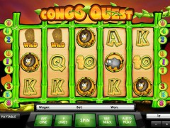 Congo Quest - Omega Gaming