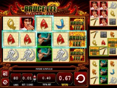 Bruce Lee Dragon's Tale slotgames77.com William Hill Interactive 4/5