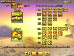 King of Africa slotgames77.com William Hill Interactive 2/5
