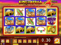 King of Africa slotgames77.com William Hill Interactive 4/5