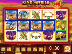 King of Africa slotgames77.com William Hill Interactive 5/5
