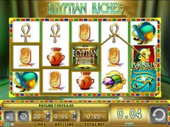 Egyptian Riches slotgames77.com William Hill Interactive 4/5