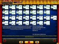 Bruce Lee slotgames77.com William Hill Interactive 3/5
