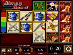Bruce Lee slotgames77.com William Hill Interactive 5/5