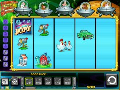 Invaders from the Planet Moolah slotgames77.com William Hill Interactive 4/5