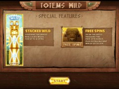 Totems Wild - Cayetano Gaming