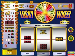 Lucky Wheel slotgames77.com Leander Games 1/5