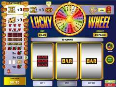 Lucky Wheel slotgames77.com Leander Games 3/5