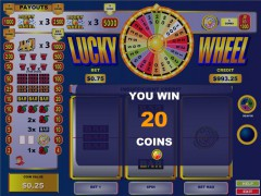 Lucky Wheel slotgames77.com Leander Games 4/5