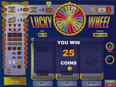 Lucky Wheel slotgames77.com Leander Games 5/5
