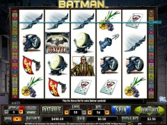 Batman slotgames77.com CryptoLogic 4/5