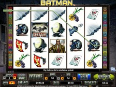 Batman slotgames77.com CryptoLogic 5/5